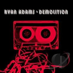 Adams, Ryan - Demolition CD Cover Art