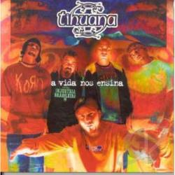 Tihuana - A Vida Nos Ensina CD Cover Art