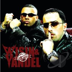 Wisin & Yandel - Pa'l Mundo CD Cover Art
