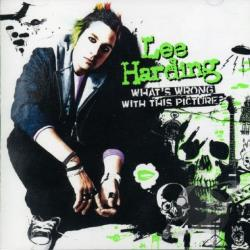 Harding, Lee - What's Wrong With This Picture CD Cover Art