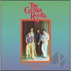 Grass Roots - Leavin It All Behind CD Cover Art