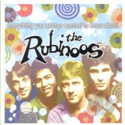 Rubinoos - Everything You Always Wanted To Know About CD Cover Art
