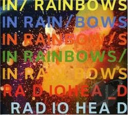Radiohead - In Rainbows LP Cover Art