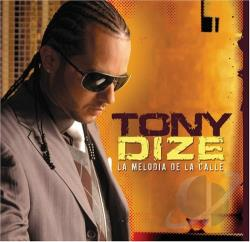 Dize, Tony - La Melodia de la Calle CD Cover Art