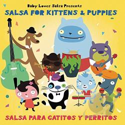 Baby Loves Salsa CD Cover Art