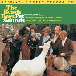 Beach Boys - Pet Sounds SA Cover Art