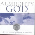 Various Artists - Almighty God DB Cover Art
