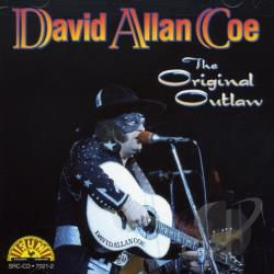 Coe, David Allan - Original Outlaw CD Cover Art
