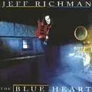 Richman, Jeff - Blue Heart CD Cover Art