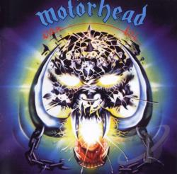 Motorhead - Overkill CD Cover Art