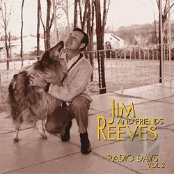 Reeves, Jim - Radio Days, Vol. 2 CD Cover Art