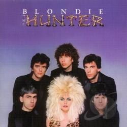 Blondie - Hunter CD Cover Art
