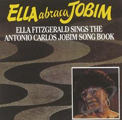 Fitzgerald, Ella - Ella Abraca Jobim CD Cover Art