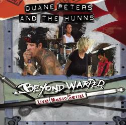 Peters, Duane - Beyond Warped Live Series CD Cover Art