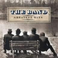Band - Greatest Hits CD Cover Art
