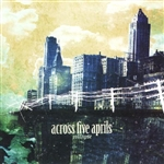 Across Five Aprils - Collapse CD Cover Art