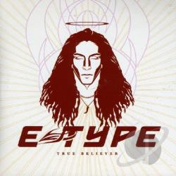 E-Type - True Believer DS Cover Art