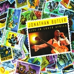 Butler, Jonathan - Live in South Africa CD Cover Art