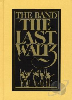 Band - Last Waltz CD Cover Art