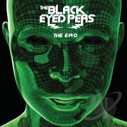 Black Eyed Peas - E.N.D. (Energy Never Dies) CD Cover Art