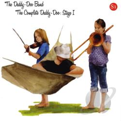 Daddy-Doo Band - Complete Daddy-Doo: Stage 1 CD Cover Art