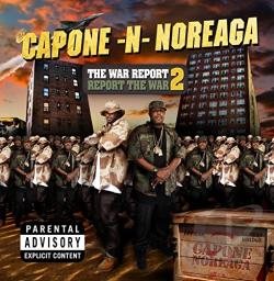 Capone-N-Noreaga - War Report 2: Before the War CD Cover Art