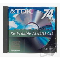 Cdr-74 - Rewritable Cover Art