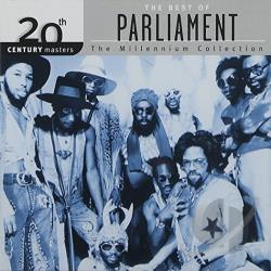 Parliament - 20th Century Masters - The Millennium Collection: The Best of Parliament CD Cover Art