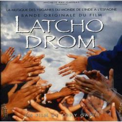 Latcho Drom CD Cover Art