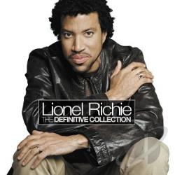 Richie, Lionel - Definitive Collection CD Cover Art