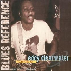 Clearwater, Eddy - Blue Hung Out CD Cover Art
