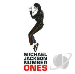 Jackson, Michael - Number Ones CD Cover Art