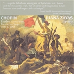 Chopin / Zayas - Chopin: Complete Etudes CD Cover Art