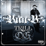 Bun B - Trill O.G. CD Cover Art