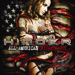 Hinder - All American Nightmare CD Cover Art
