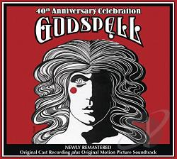 Godspell: The 40th Anniversary Celebration CD Cover Art