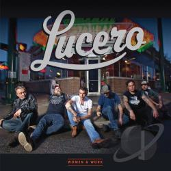 Lucero - Women & Work CD Cover Art