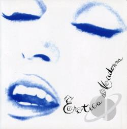 Madonna - Erotica CD Cover Art