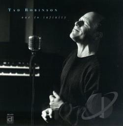 Robinson, Tad - One to Infinity CD Cover Art