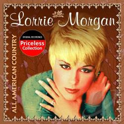 Morgan, Lorrie - All American Country CD Cover Art