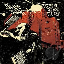 Jai Alai Savant - Flight of the Bass Delegate CD Cover Art