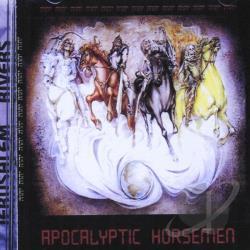 Jerusalem Rivers - Apocalyptic Horsemen CD Cover Art
