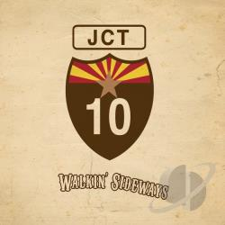 Junction 10 - Walkin' Sideways CD Cover Art