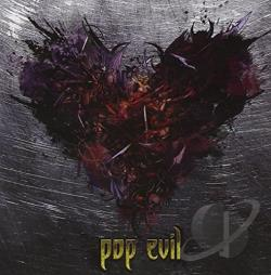 Pop Evil - War of Angels CD Cover Art