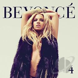 Beyonce - 4 CD Cover Art