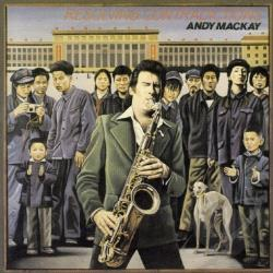 MacKay, Andy - Resolving Contradictions CD Cover Art