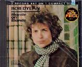 Dylan, Bob - Blonde On Blonde CD Cover Art