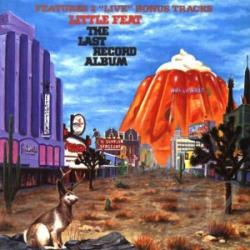 Little Feat - Last Record Album CD Cover Art