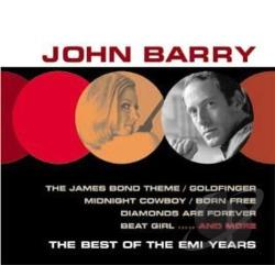 Barry, John - Best of the EMI Years CD Cover Art