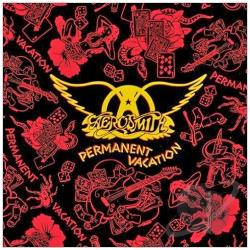 Aerosmith - Permanent Vacation CD Cover Art